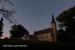 """BEFORE - """"Agape Church"""""""