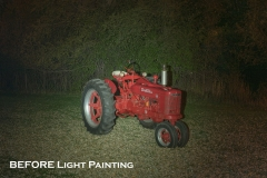 BEFORE - Tractor Dick